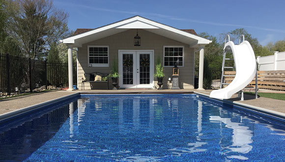 Pool and spa inspection services from Hearn's Real Estate Inspections